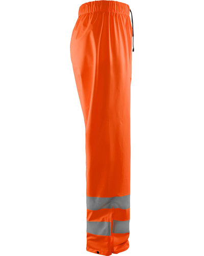 Blaklader Regenbroek High-Vis met striping