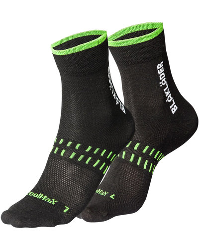Blaklader 2190 Dry Sokken (2 Pack) Zwart