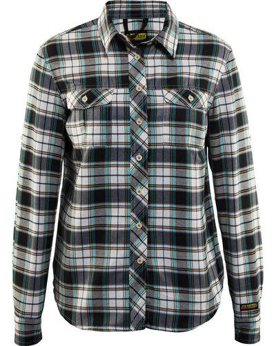 Blaklader 3209 Flanellen Overhemd Dames