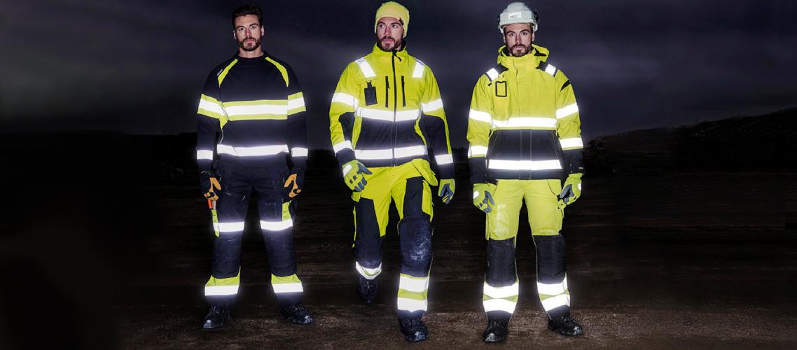 Fluorescerende Werkkleding