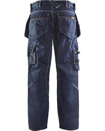 Blaklader 1960.1140 Cordura denim werkbroek met losse spijkerzakken