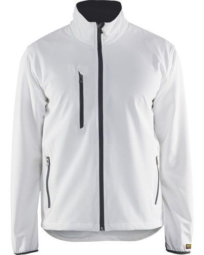 Blaklader Light softshell jack wind en waterafstotend.