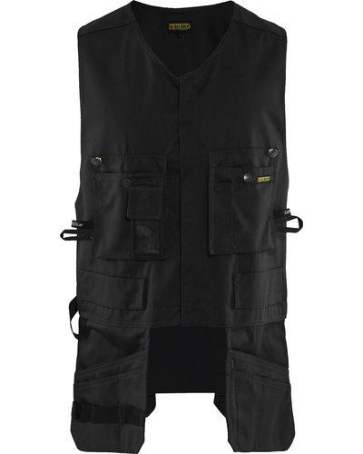 Blaklader Werkvest met spijkerzakken 3105.1860