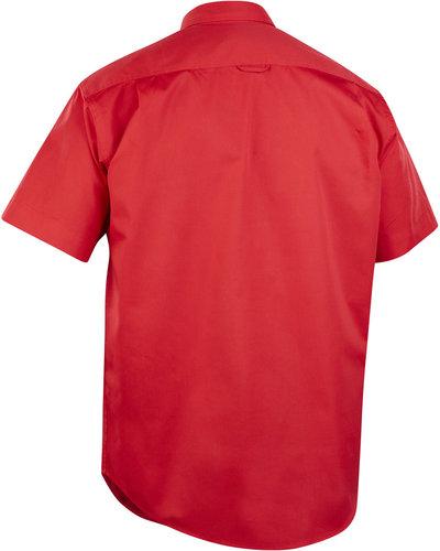 Blaklader Overhemd met korte mouw en drukknopen