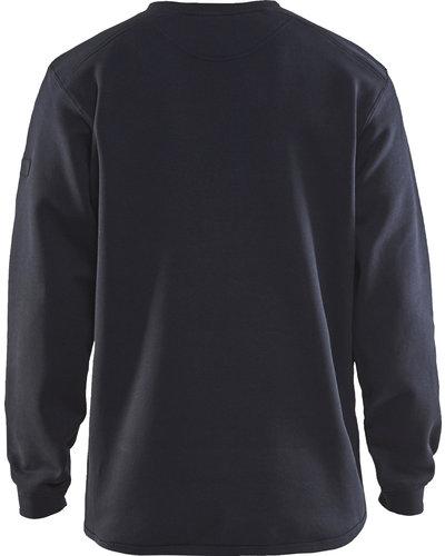 Blaklader Werk Sweatshirt met ronde hals
