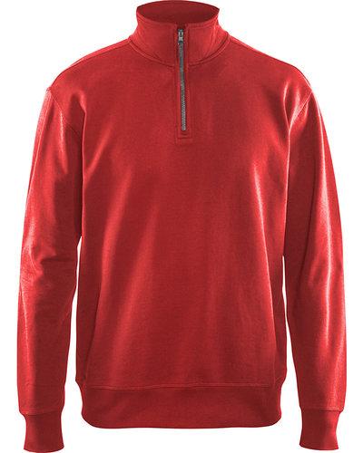 Blaklader 3369 Sweater met halve rits in diverse kleuren