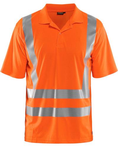 Blaklader UV-Poloshirt High Vis