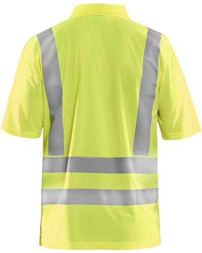 Blaklader UV-Poloshirt met reflectiestriping
