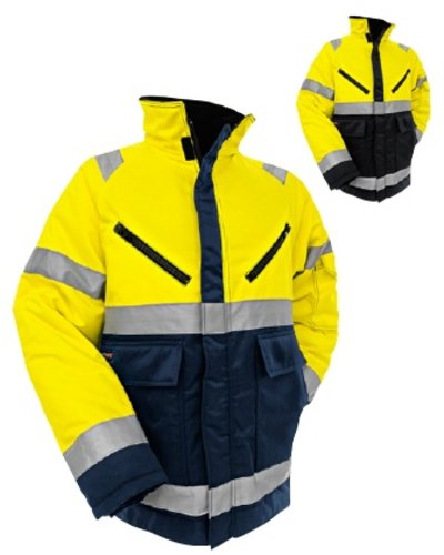 Blaklader Winterjas High Vis.