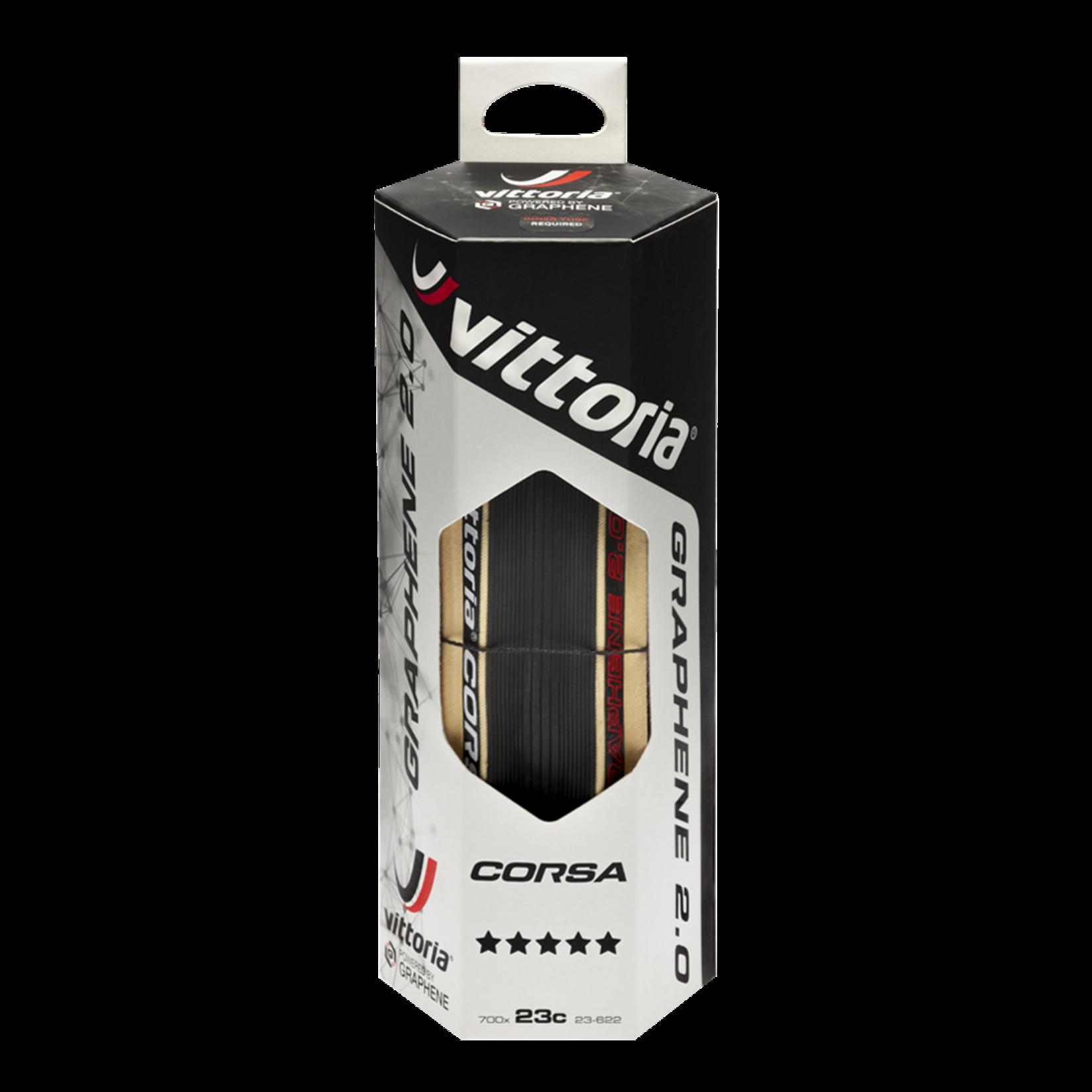 Vittoria Corsa Foldable Tire