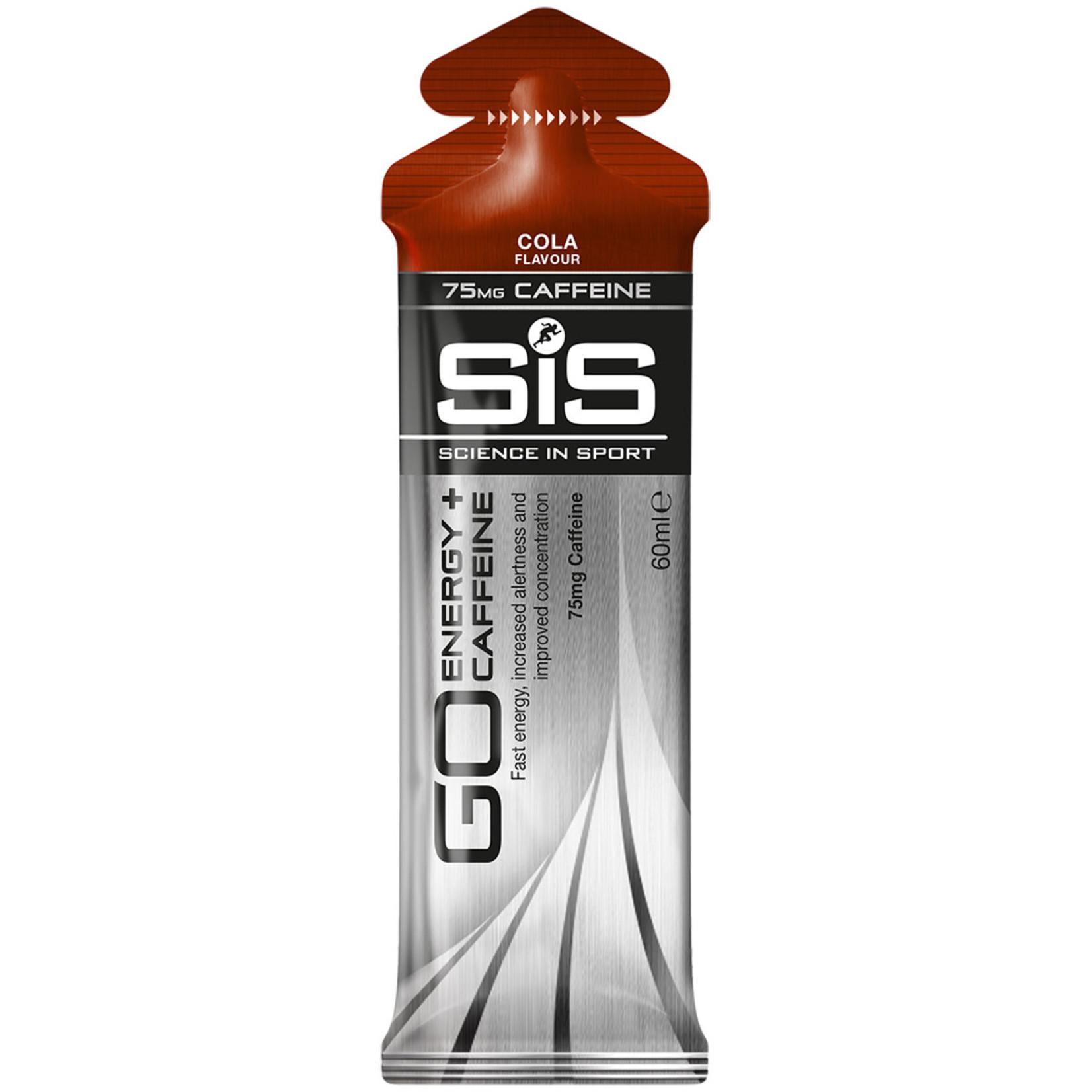 SiS SiS GO Energy + Caffeine Gel 60 ml