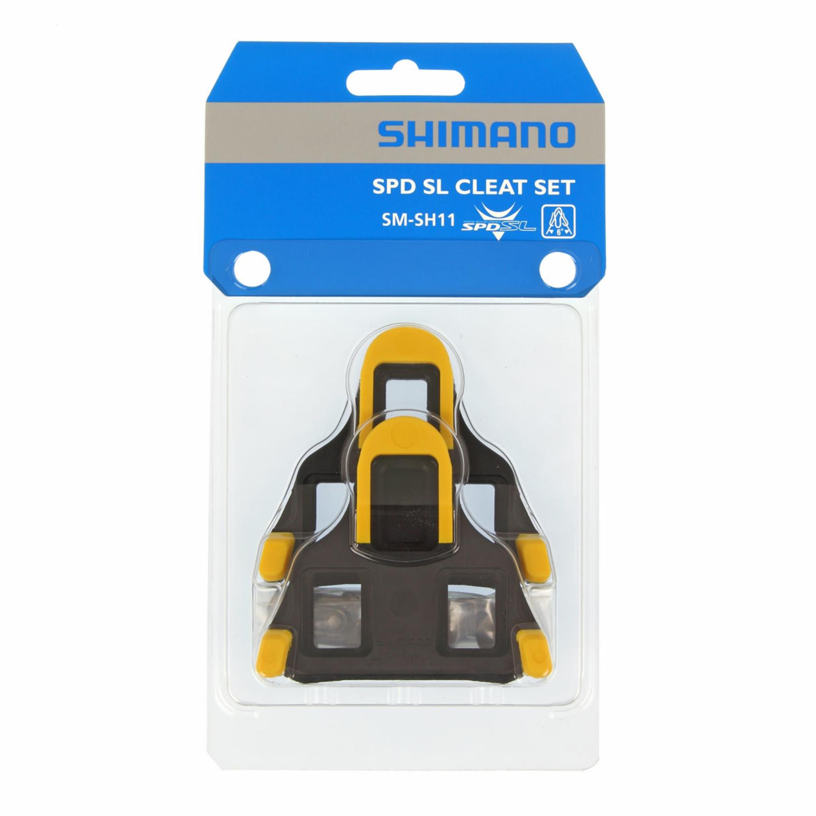 Shimano SPD-SL Cleats