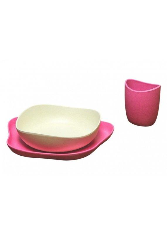 BecoThings Becofeeding set | roze