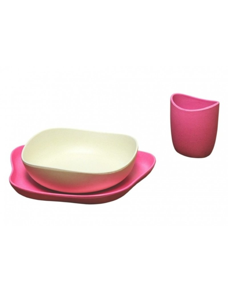 BecoThings Becofeeding set | roze