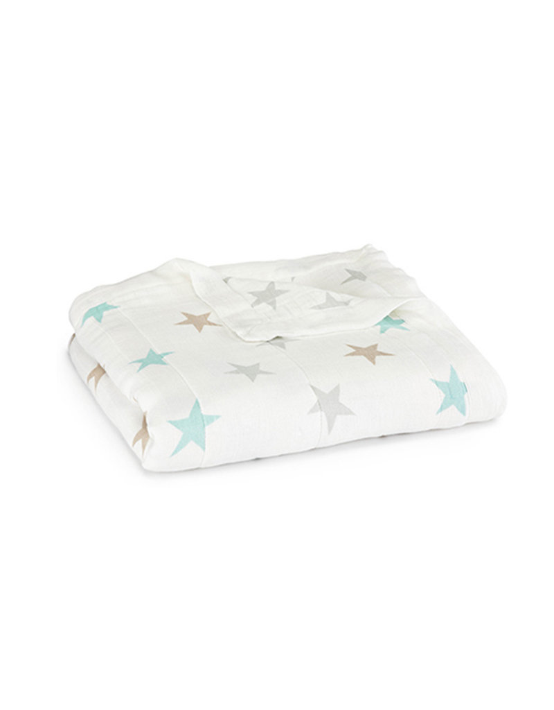 Aden + Anais Bamboo dream blanket | milky way