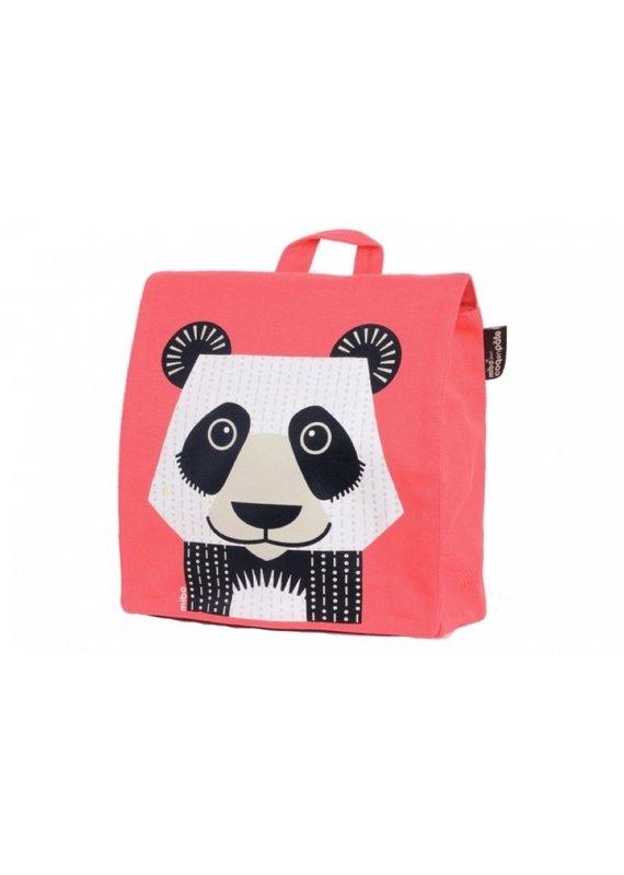 Coq en Pâte éditions Kleuterrugzak SOS | panda