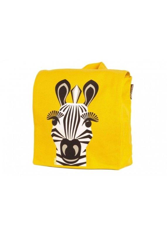 Coq en Pâte éditions Kleuterrugzak SOS   zebra