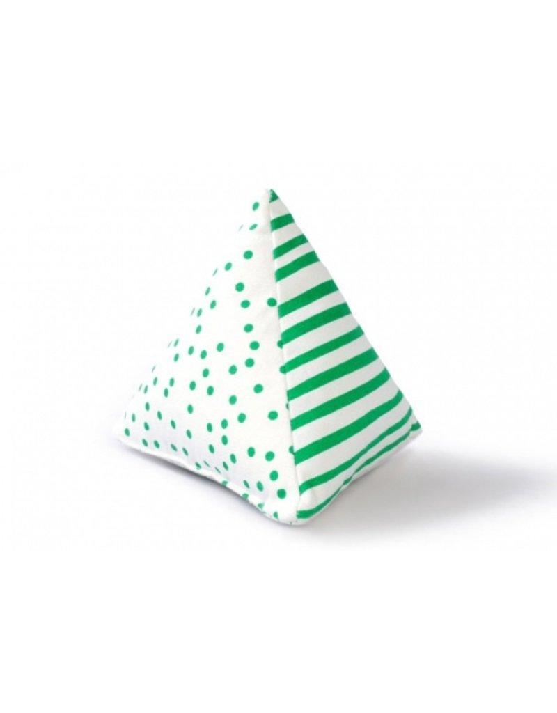 Deuz Rammelaar / speeltje baby | groen