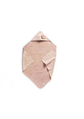 Elodie Details Hooded towel - powder pink