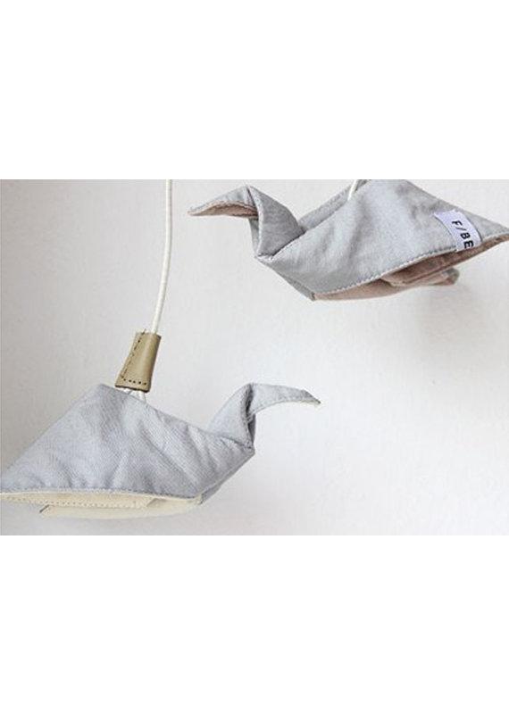 Fabelab Play fold birds mobile | frederiksberg