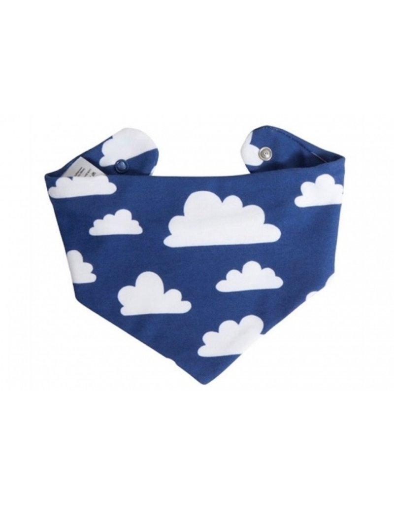 Färg & Form Sjaal / kwijldoekje | blauw