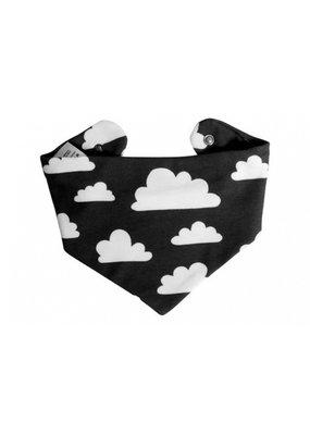 Färg & Form Sjaal / kwijldoekje | zwart