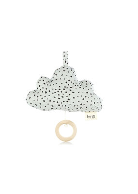 Ferm Living Muziekdoos - cloud dot