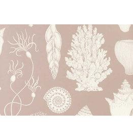 Ferm Living Behangpapier Shells - rose