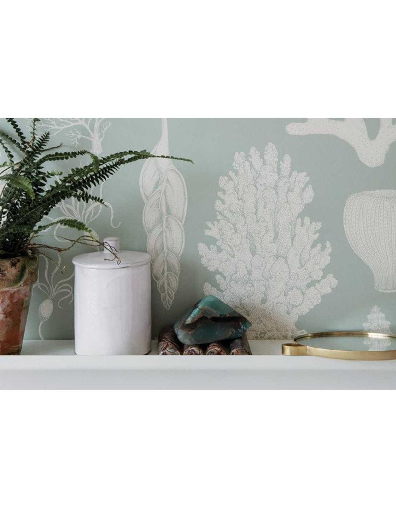 Ferm Living Behangpapier Shells | aqua