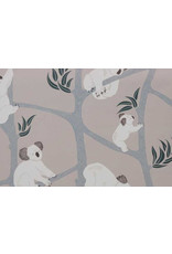 Ferm Living Behangpapier Koala | grey