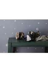 Ferm Living Behangpapier Moon | dark blue
