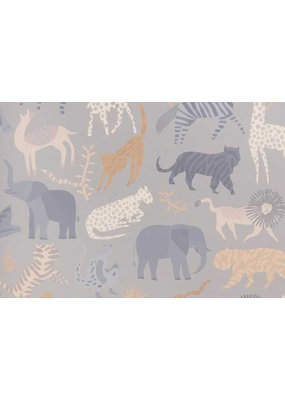 Ferm Living Behangpapier | Safari