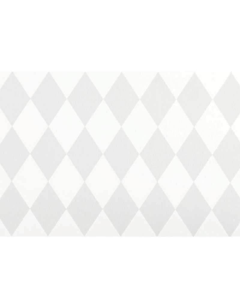 Ferm Living Behangpapier Harlequin | grey