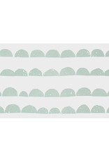 Ferm Living Behangpapier Half Moon | mint