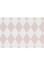 Ferm Living Behangpapier Harlequin | rose