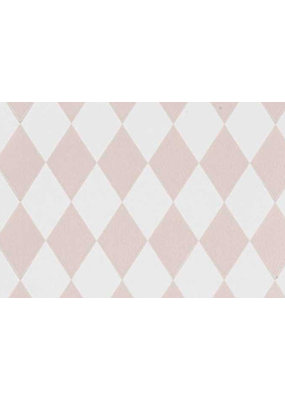 Ferm Living Behangpapier Harlequin | rose