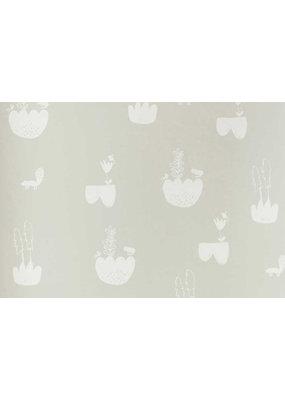 Ferm Living Behangpapier Landscape - grey