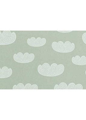 Ferm Living Behangpapier Cloud - mint