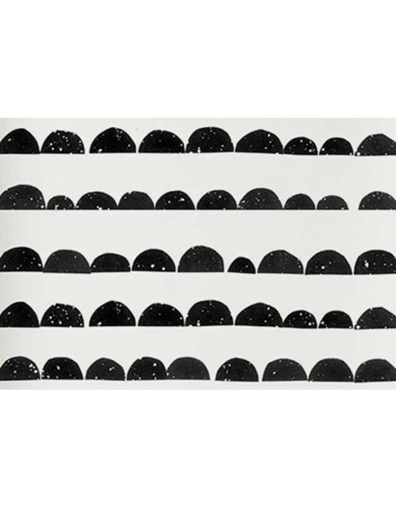 Ferm Living Behangpapier Half Moon | black