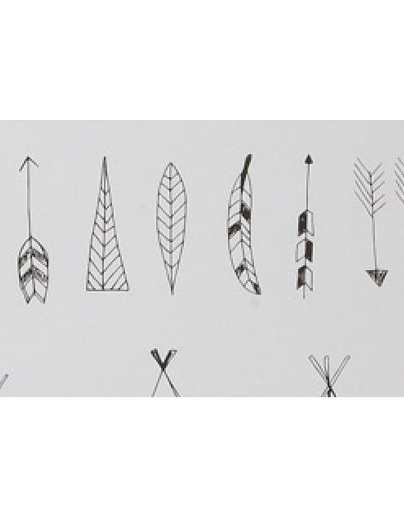 Ferm Living Behangpapier | Native