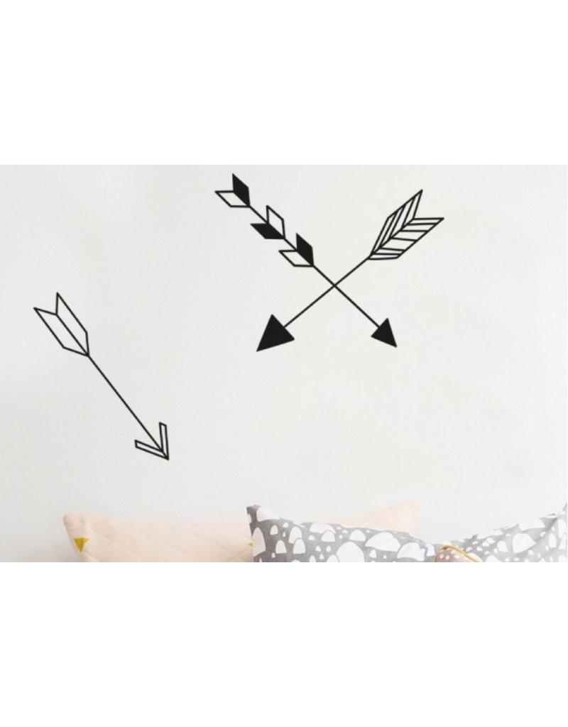Ferm Living Stickers | arrow