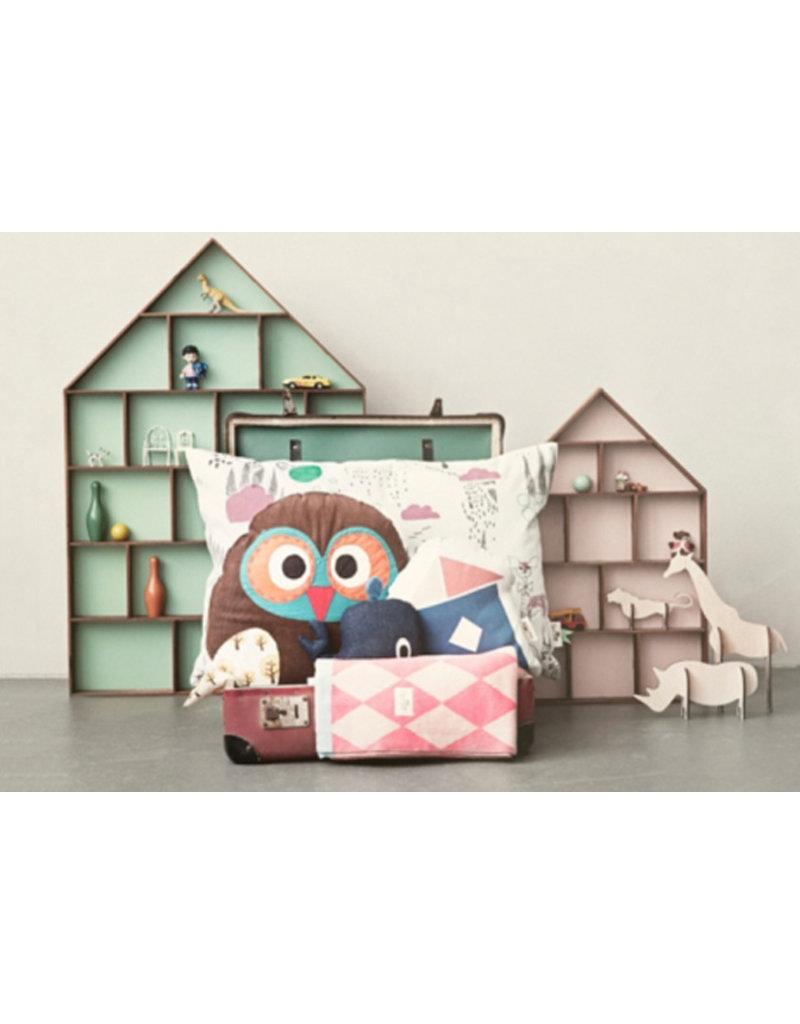 Ferm Living The Little Dorm hangkastje | peach