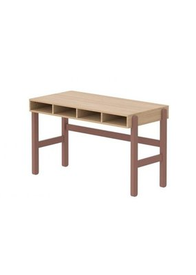 Flexa Popsicle Bureau -  eiken/cherry