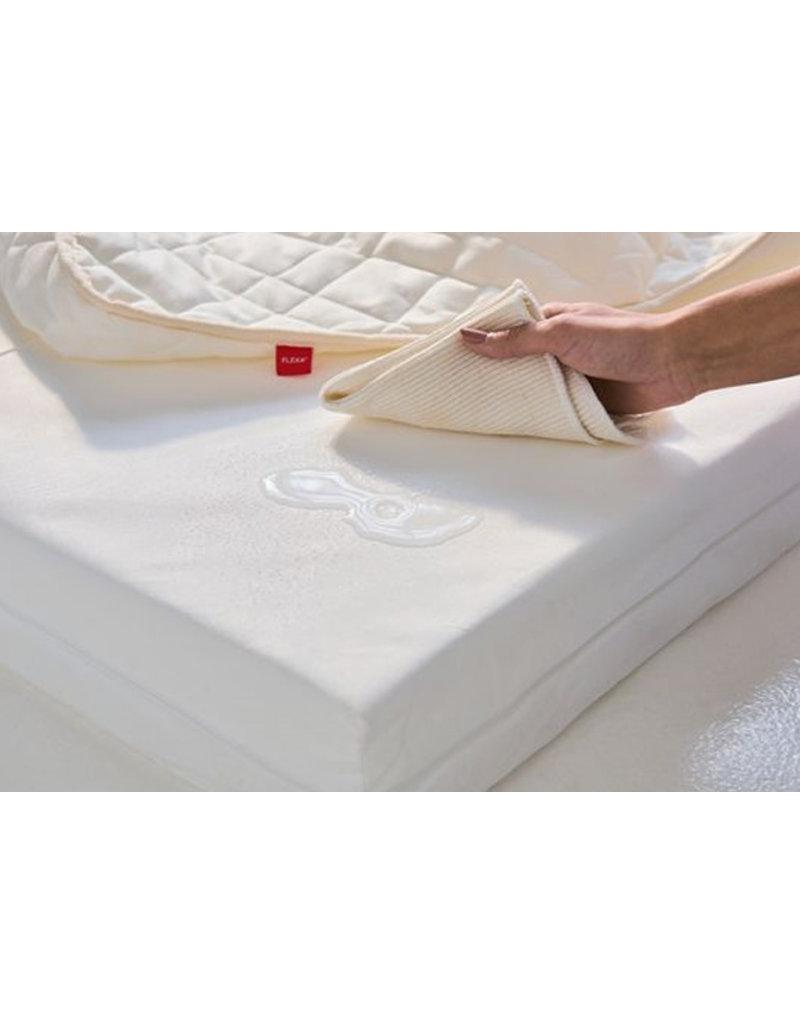 Flexa White meegroeibed matras 70x140 cm