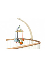 Franck & Fischer Baby amuse mobile hout
