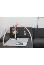 Franck & Fischer Stijlvolle houten babygym | berk