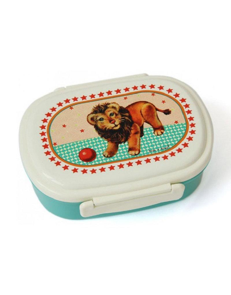 Froy & Dind Lunchbox - leeuw