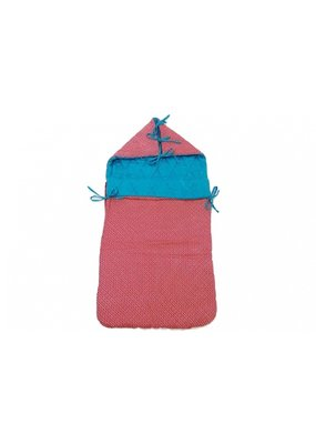 Froy & Dind Retro nestje voor maxi-cosi - danish red