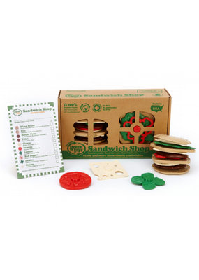 Green Toys Lekkere sandwish shop