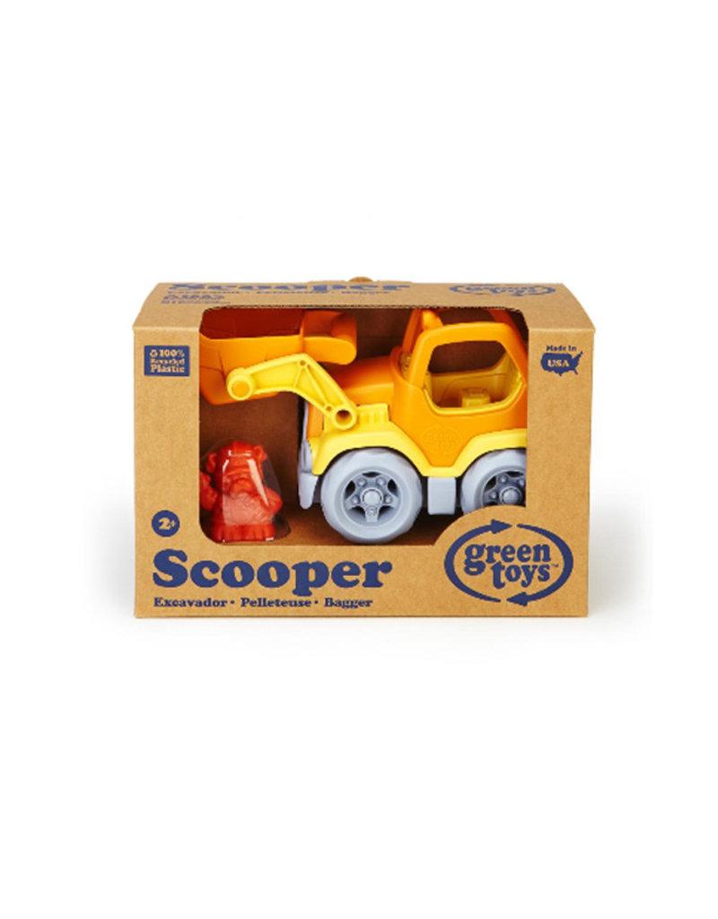 Green Toys Stoere graafmachine